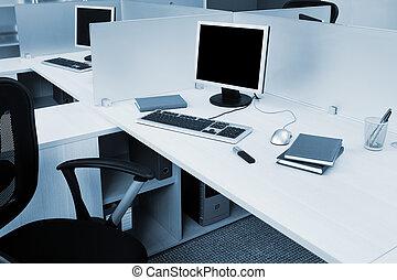 ordinateurs, bureaux