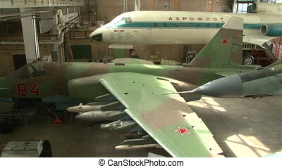 organisation, avion, mécanismes, combat