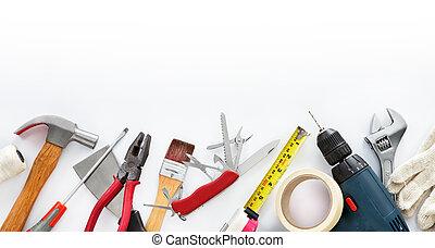 outils, il, vous-même