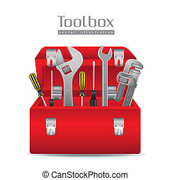 outils, illustration