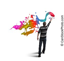 ouvert, créativité, business