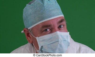ouvrier médical