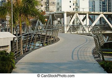 overbridge, parc