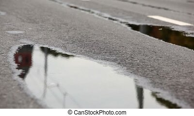 paix, course, asphalte, moscou, xxx, une, mouillé, international, jambes, marathon, homme