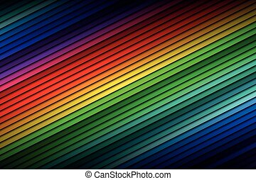 palette, couleur, résumé, diagonal, illustration, lignes, vecteur, mince, fond