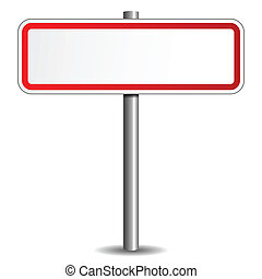 panneaux signalisations