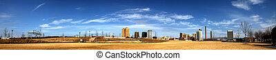 panorama, birmingham