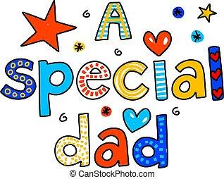papa, spécial