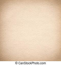 papier brun, vieux, fond