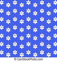 papier peint, étoile