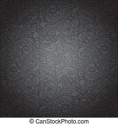 papier peint, ornement, classique