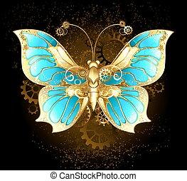 papillon, mécanique