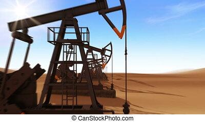 par, pompe, huile, vol, fonctionnement