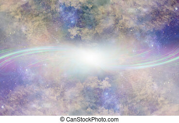 parallèle, univers, fond, portail