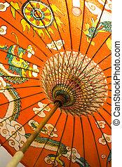 parapluie, chinois