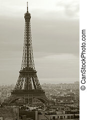 paris, couvert