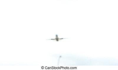 passager, flyover., jet