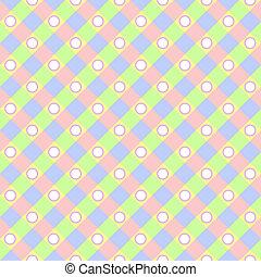 pastel, seamless, modèle