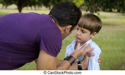 paternité, education, enfants