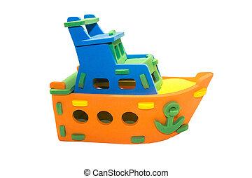 patrouiller bateau