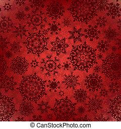 pattern., seamless, profond, eps, texture, 8, noël, rouges