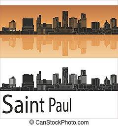 paul, horizon, saint