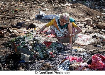 pauvreté, pollution