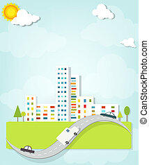 paysage urbain