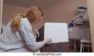 peinture, meubles, restauration