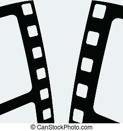 pellicule, deux, illustration