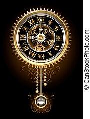 pendule, horloge