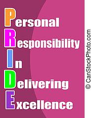 personnel, deliveri, responsabilité