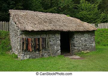petite maison, âge pierre
