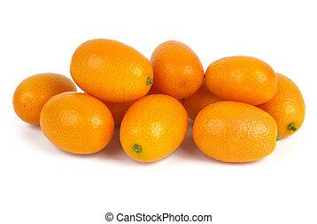 peu, kumquats