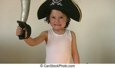 peu, pirate