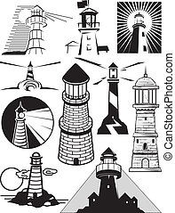 phare, collection