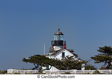 phare, pinos, point