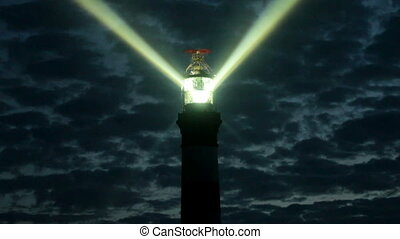 phare, puissant