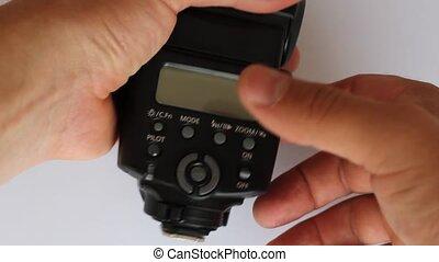 photo, flash, appareil photo