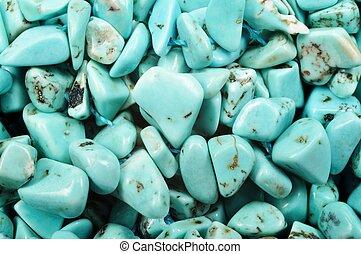 pierre, turquoise
