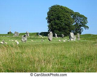pierres, avebury