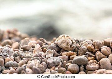 pierres, fond