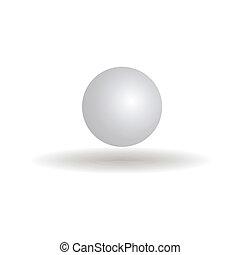 ping, balle, pong