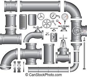 pipeline, ensemble