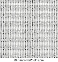 pirate informatique, code binaire, illustration., patern., concept, zero., codage, seamless, une, arrière-plan., vecteur, nombres, fond, technologie numérique, ou
