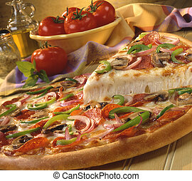 pizza suprême