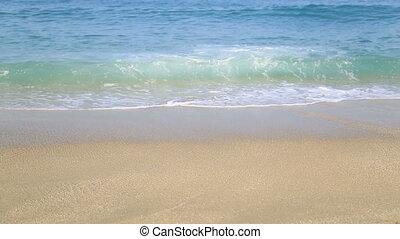 plage, cleopatra, mer méditerranée