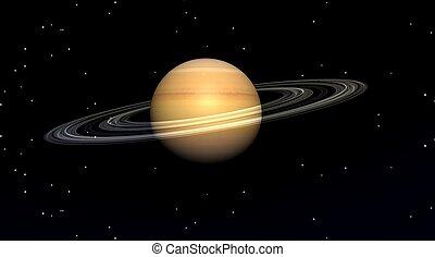 planète, saturne