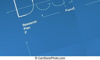 plan, conception, 4k