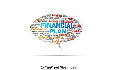 plan, financier